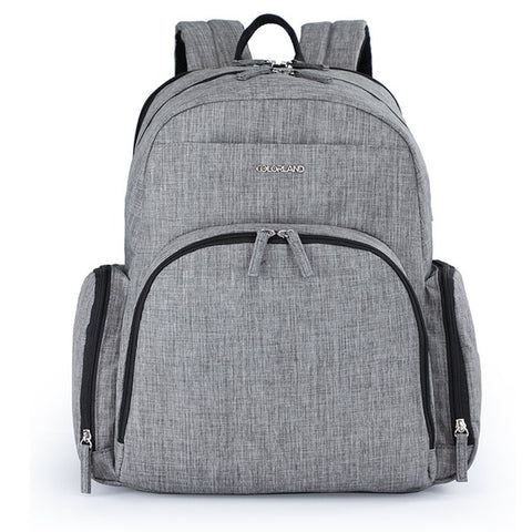 Colorland Kate Baby Changing Backpack - Grey