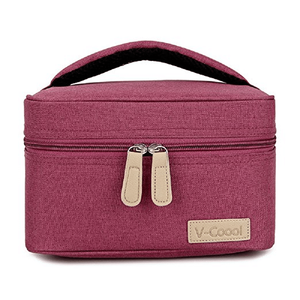 V-Coool Cooler Bag Simplism - Red Wine
