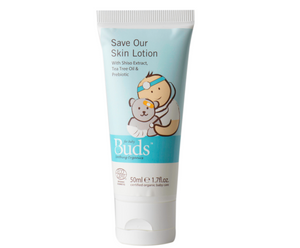 Buds Baby Organics Save Our Skin Lotion 50ml