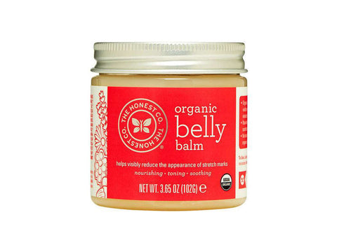 The Honest Company Organic Belly Balm - 3.65oz (102g)