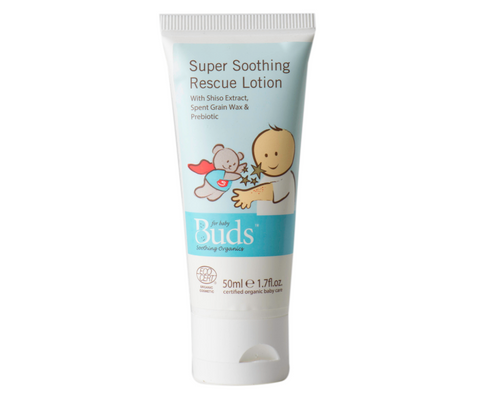 Buds Baby Organics Super Soothing Rescue Lotion 50ml
