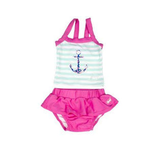 Banz Baby 2-piece Tank Swimsuit - Anchor
