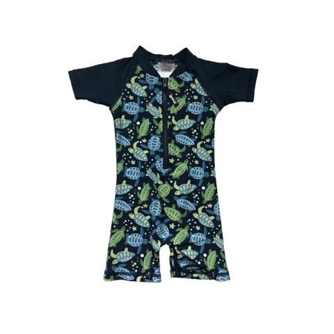 BANZ® Boys One-piece Swimsuit - Turtle