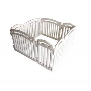 Cuddlebug Taylor Playpen - White