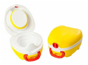 My Carry Potty - The Yellow Potty