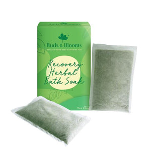 Buds & Blooms Recovery Herbal Bath Soak