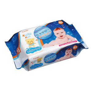 Combi Kuma Kun Deep Ocean Water Baby Wipes