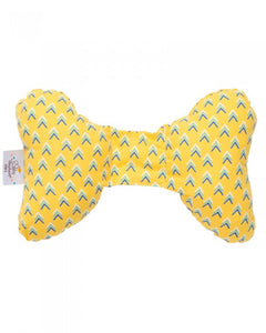 Baby Elephant Ears Yellow Chevron Ears