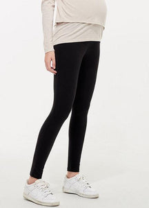 Cotton Comfort Maternity Yoga Pants