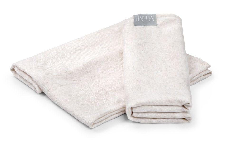 Bamboo-Linen Swaddle Blanket 2 pack