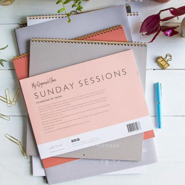 Sunday Sessions - Planning my Week