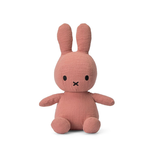 Miffy Mousseline Pink - 23 cm