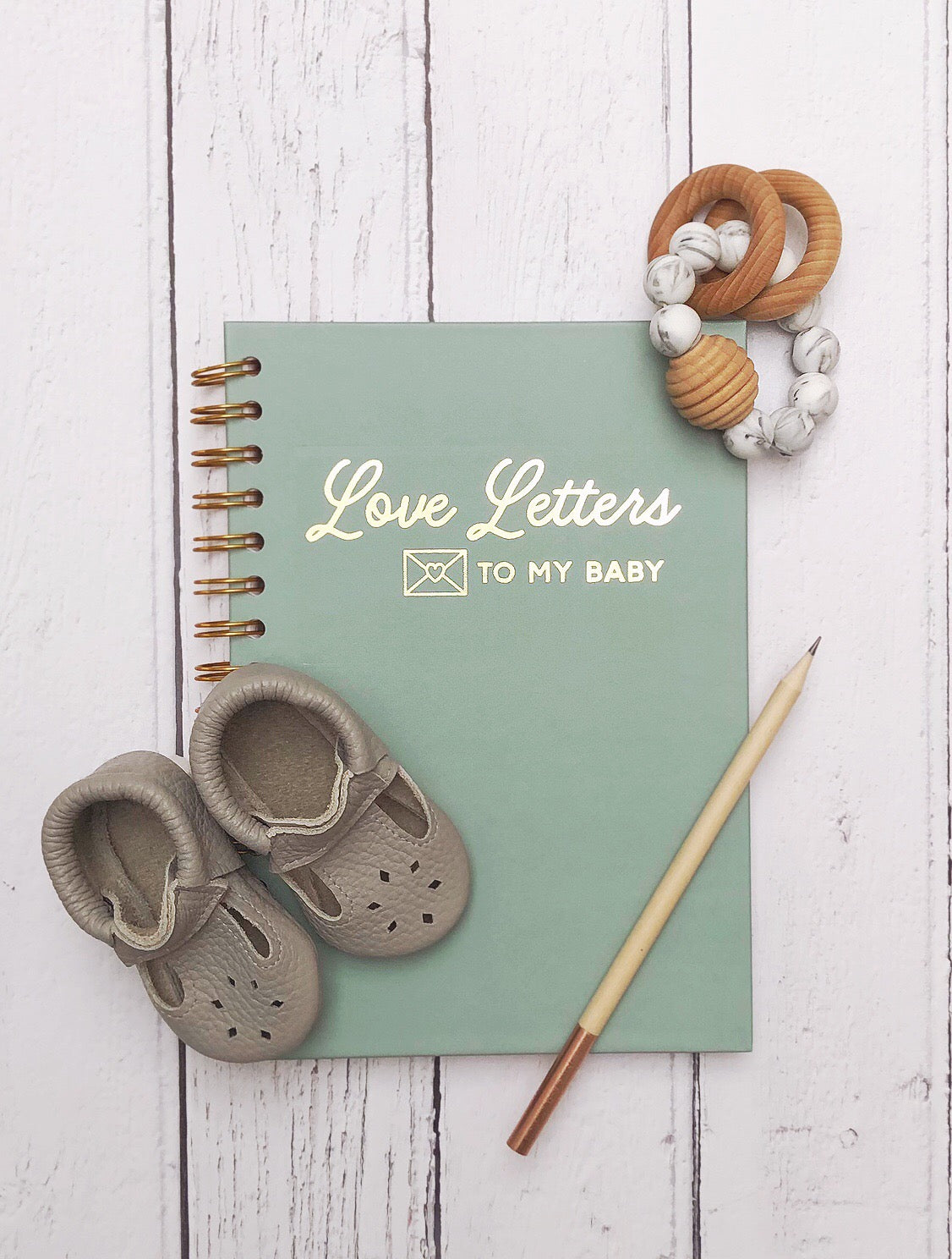 Baby Journal Notebook Record Book