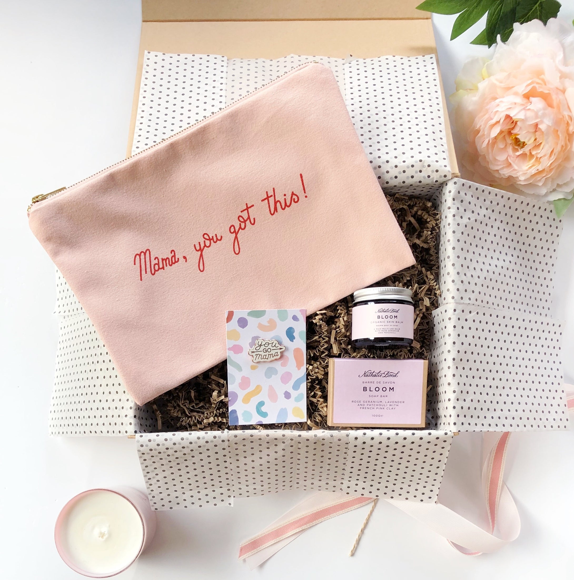'You got this' Luxe Gift box