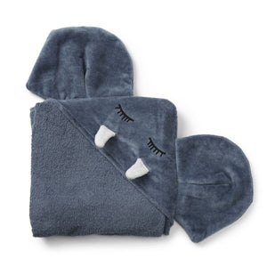 Hooded Towel - Humble Hugo
