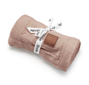 Cellular Blanket - Powder Pink