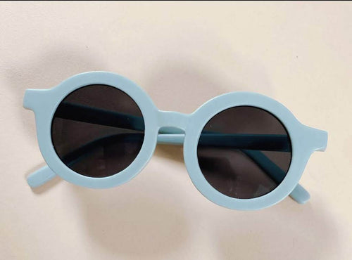 Kids Sunglasses - Light Blue