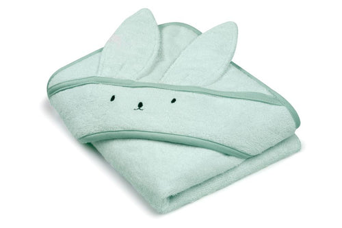 Bamboo Towel Dusty Mint