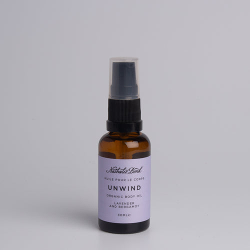 Nathalie Bond Unwind Body Oil
