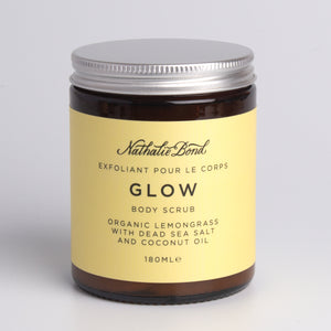Nathalie Bond Glow Body Scrub