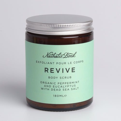 Nathalie Bond Revive Body Scrub