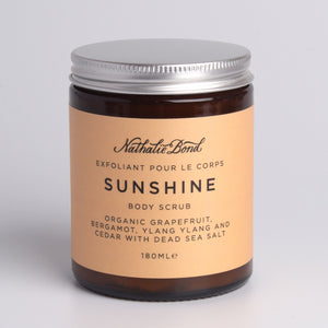 Nathalie Bond Sunshine Body Scrub