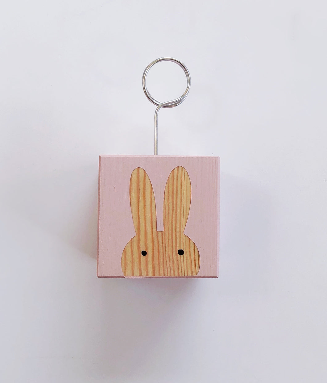 Rabbit Photo Cube