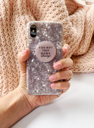 'You got this' Pop Out Phone Holder