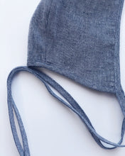 Denim Bonnet