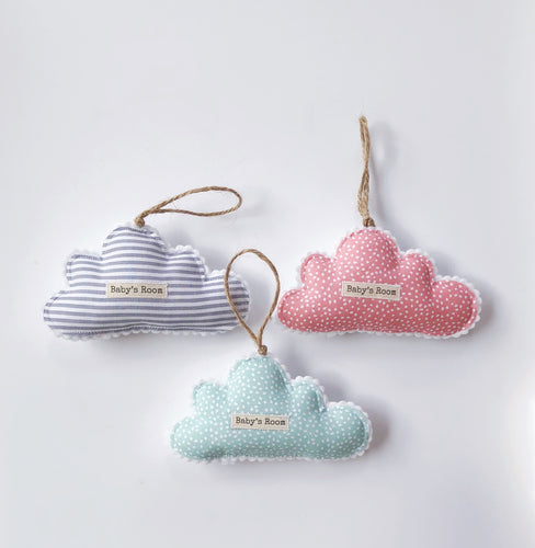Cloud Hanging Room Decoration