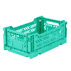 Mint Folding Crate - Small