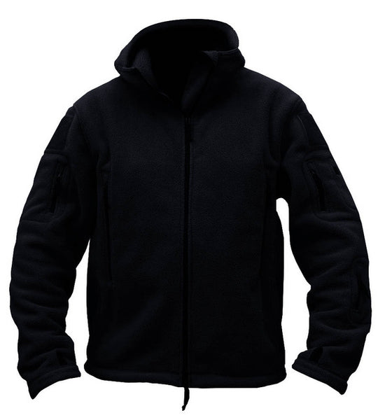 Military Fleece Jacket Warm - TungBOBO
