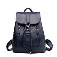 Backpack Leather Of Woman New Arrival - TungBOBO