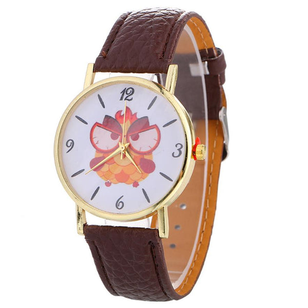 Women's Watch Quartz-Watch - TungBOBO