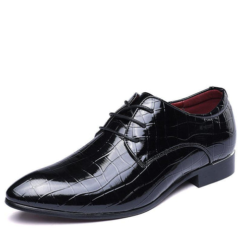 Shoes Oxfords PU Leather For Men - TungBOBO