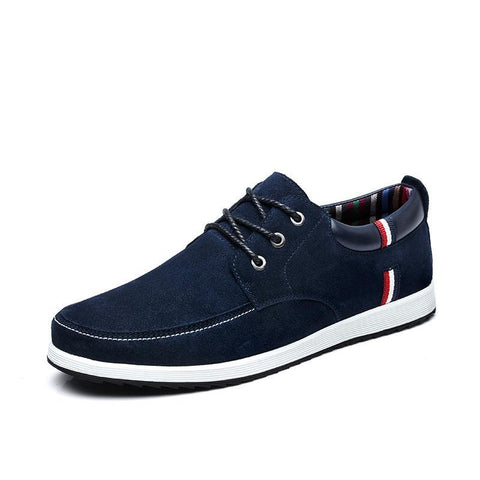 Casual Shoes Moccasins Men - TungBOBO