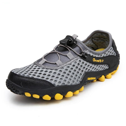 Men Casual Shoes Breathable Summer - TungBOBO