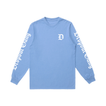 Dropout Blue Long Sleeve