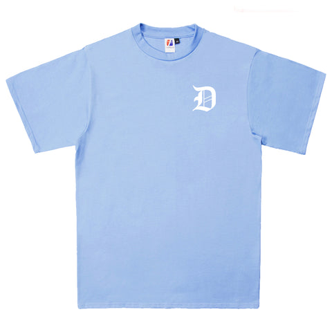 Dropout Gang Blue Tee