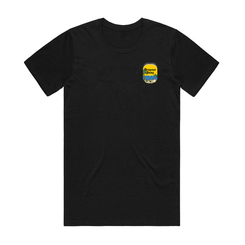 Beach Vibes Tee (Black)