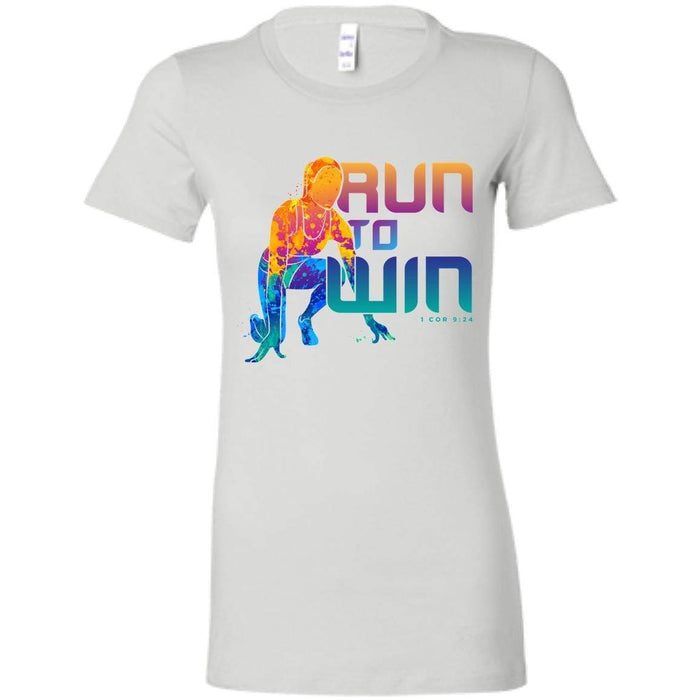 Run to Win Lady - Ladies'