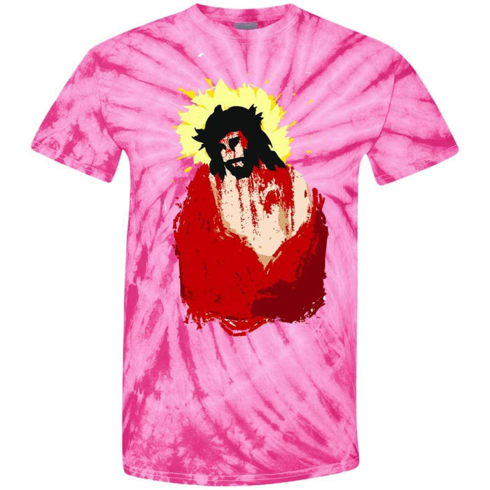 Behold the Man - Tie Dye