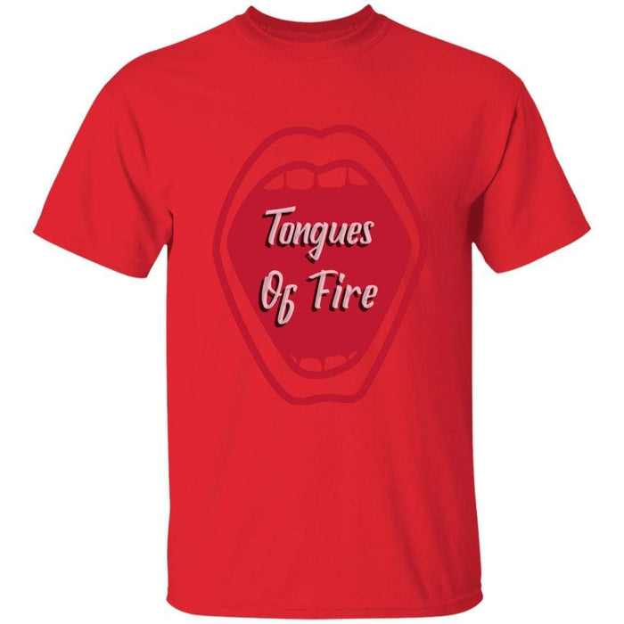 Tongues of Fire - Unisex