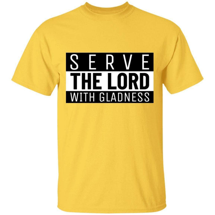 Serve the Lord - Unisex