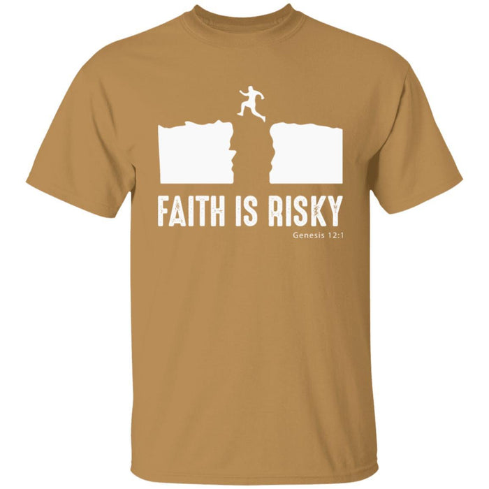 Faith is Risky - Unisex