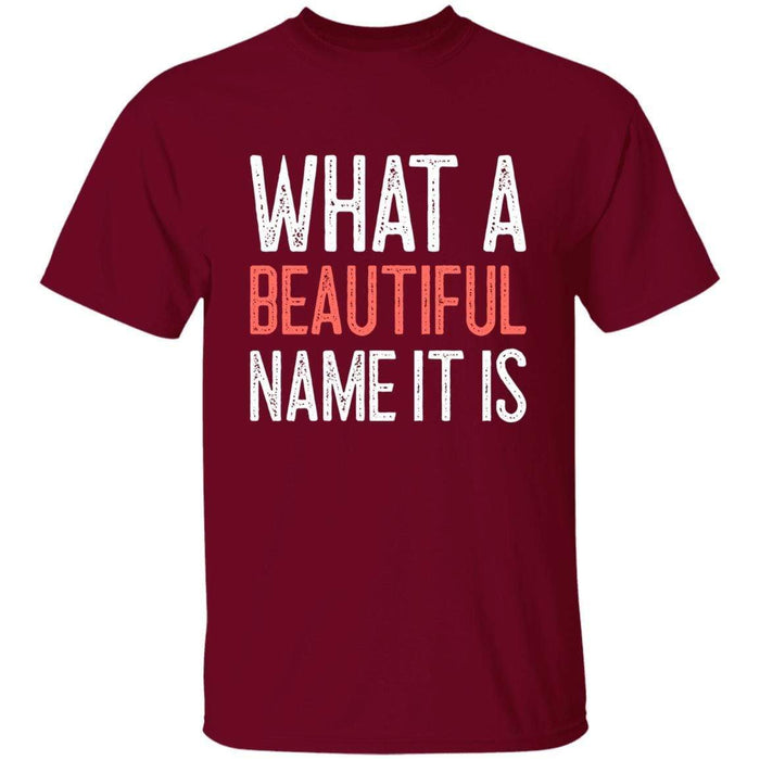 Beautiful Name - Unisex