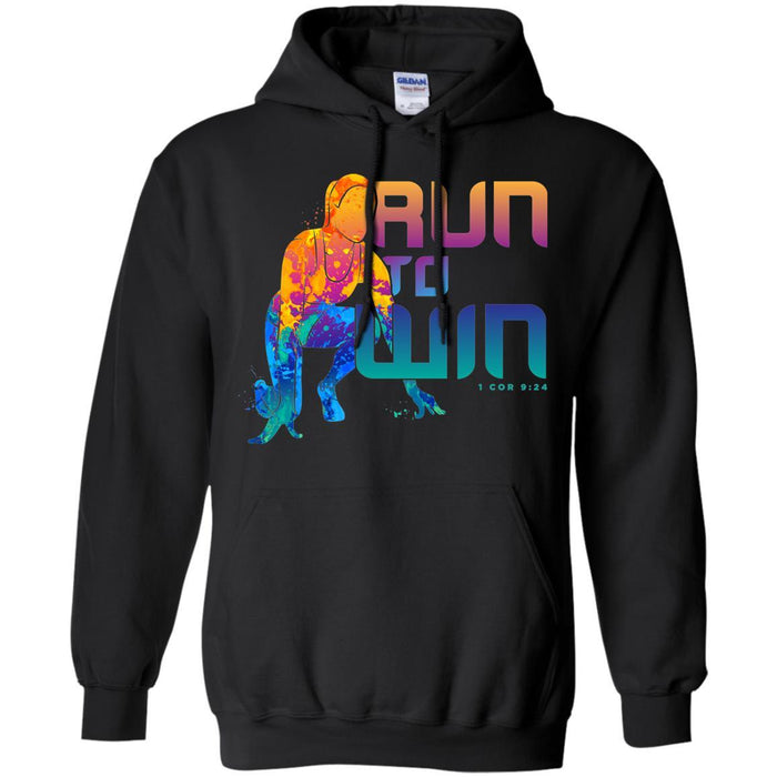Run to Win Lady - Hoodie