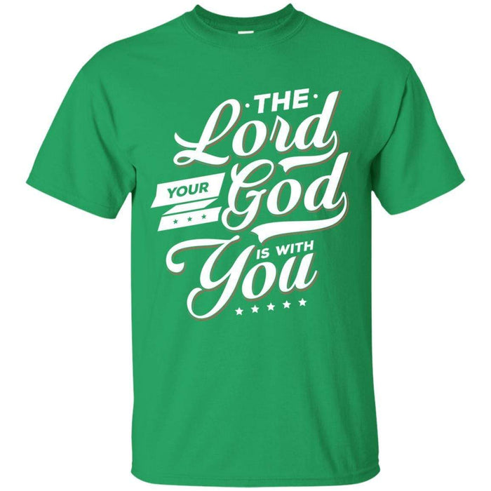 Lord God With You - Unisex