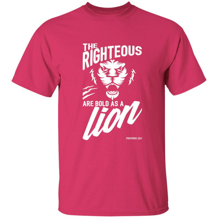 Bold As A Lion - Unisex