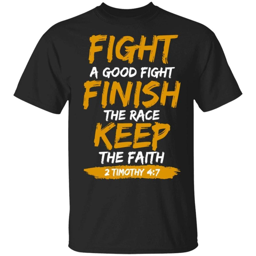 Fight, Finish, Keep - Unisex